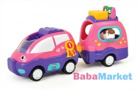 Babajáték - WOW Poppy lószállító autója 10319
