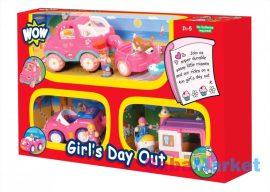 babajáték - WOW Combo pack - lányos nap