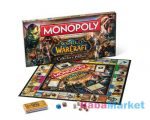 Hasbro Monopoly World of Warcraft