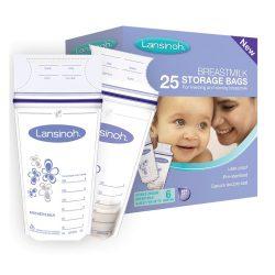 Lansinoh anyatejtároló zacskó 25 db