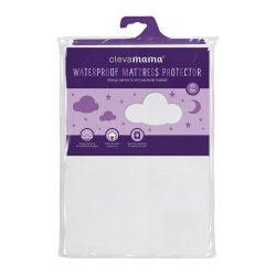 Clevamama matracvédő gumis lepedő 40*90