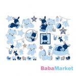 babaszoba dekoráció - nattou alex and bibou