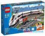 LEGO CITY: Nagy sebességű vonat 60051