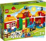 LEGO DUPLO: Nagy farm 10525