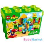 LEGO DUPLO: Deluxe játékdoboz 10580