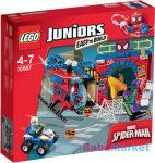 LEGO JUNIORS: Pókember búvóhelye 10687