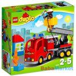 LEGO DUPLO: Tűzoltóautó 10592