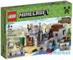 LEGO MINECRAFT: Sivatagi kutatóállomás 21121