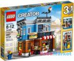 LEGO CREATOR: Sarki csemegeüzlet 31050