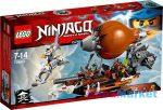 LEGO NINJAGO: Léghajó támadás 70603