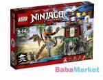 LEGO NINJAGO: Az özvegy tigris szigete 70604