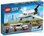 LEGO CITY: VIP magánrepülőgép 60102