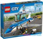 LEGO CITY: Repülőtéri terminál 60104