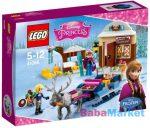 LEGO DISNEY HERCEGNŐK: Anna és Kristoff szánkós kalandja 41066