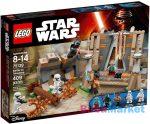 LEGO STAR WARS: Csata Takodanán 75139