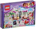 LEGO FRIENDS: Heartlake Cupcake Café 41119