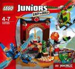 LEGO JUNIORS: Elveszett templom 10725