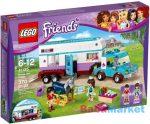 LEGO FRIENDS: Állatorvosi lószállító 41125