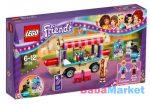 LEGO FRIENDS: Vidámparki hotdog árusító kocsi 41129
