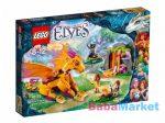 LEGO ELVES: A tűzsárkány lávabarlangja 41175