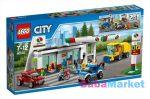 LEGO CITY: Benzinkút 60132