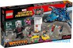 LEGO SUPER HEROES: Szuperhős repülőtéri összecsapás 76051