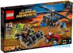 LEGO SUPER HEROES: Batman: Madárijesztő félelemaratása 76054