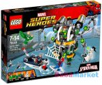 LEGO SUPER HEROES: Pókember: Doc Ock csápcsapdája 76059