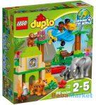 LEGO DUPLO: Dzsungel 10804