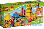LEGO DUPLO: Nagy építkezés 10813