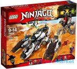 LEGO NINJAGO: Ultra lopakodó támadó 70595