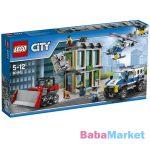 LEGO City: Buldózeres betörés 60140