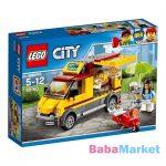 LEGO City: Pizzás furgon 60150