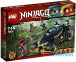 LEGO NINJAGO: Szamuráj VXL 70625