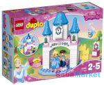 LEGO DUPLO: Hamupipőke varázslatos kastélya 10855