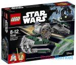 LEGO Star Wars: Yoda Jedi Starfighter 75168