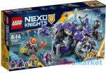 LEGO NEXO KNIGHTS: A három testvér 70350