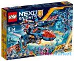 LEGO NEXO KNIGHTS: Clay sólyomvadász ágyúja 70351