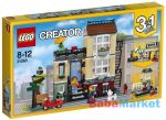 LEGO Creator: Kertvárosi villa 31065