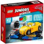 LEGO Juniors: Cruz Ramirez versenyszimulátor 10731