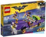 LEGO BATMAN MOVIE: Joker gengszter autója 70906