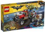 LEGO BATMAN MOVIE: Gyilkos Krok járműve 70907