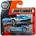 Matchbox Corvette Stingray kisautó