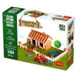 Brick Trick: Vidéki ház építő szett