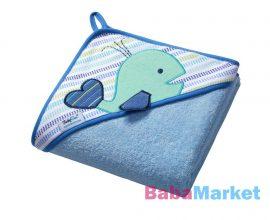 BabyOno fürdőlepedő 100x100cm 142/04 kék