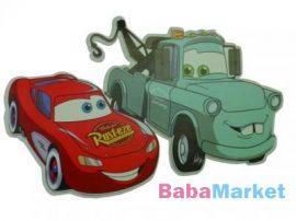 Marko Habszivacs falidekor Cars 2 db