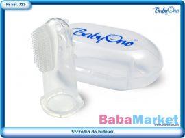 BabyOno fogkefe és masszírozó 723