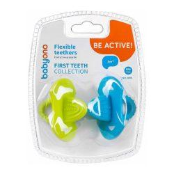 BabyOno rágóka - 2 db-os cumirágóka 1009 /H/