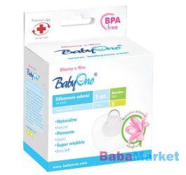 Baby Ono szilikon mellbimbóvédő M 848