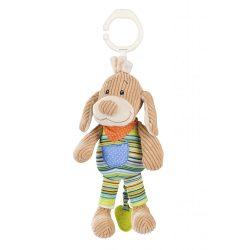 Babajáték - Baby Ono kordbársony zenélő kutya